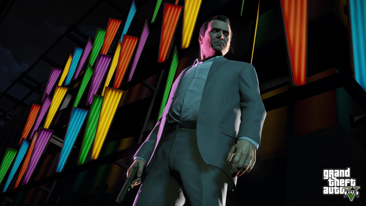 #Gaming_News  Новые подробности о GTA5  Вот что еще стало известно:-Специальные возможности персонажей активируются  ... - Изображение 1