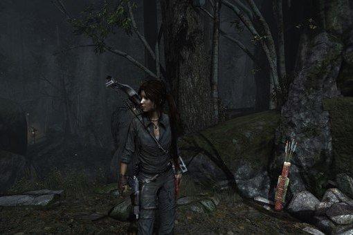 В сеть попали изображения новых костюмов Лары Крофт из не анонсированного DLC. - Изображение 1