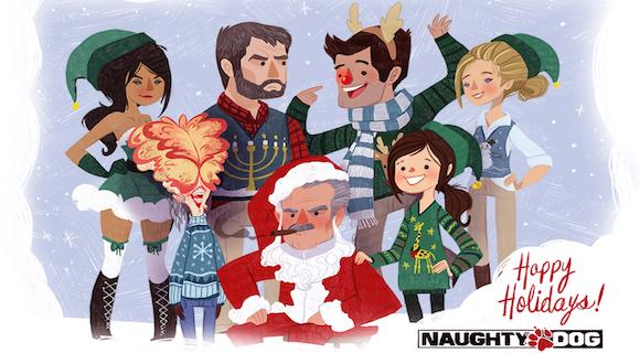 #NaughtyGods #happyholidays - Изображение 1