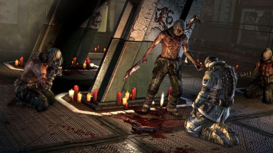Пару часов назад прошел дополнение к Dead Space 3 под названием Awakened... удивил тот факт, что впервые за долгое в .... - Изображение 1