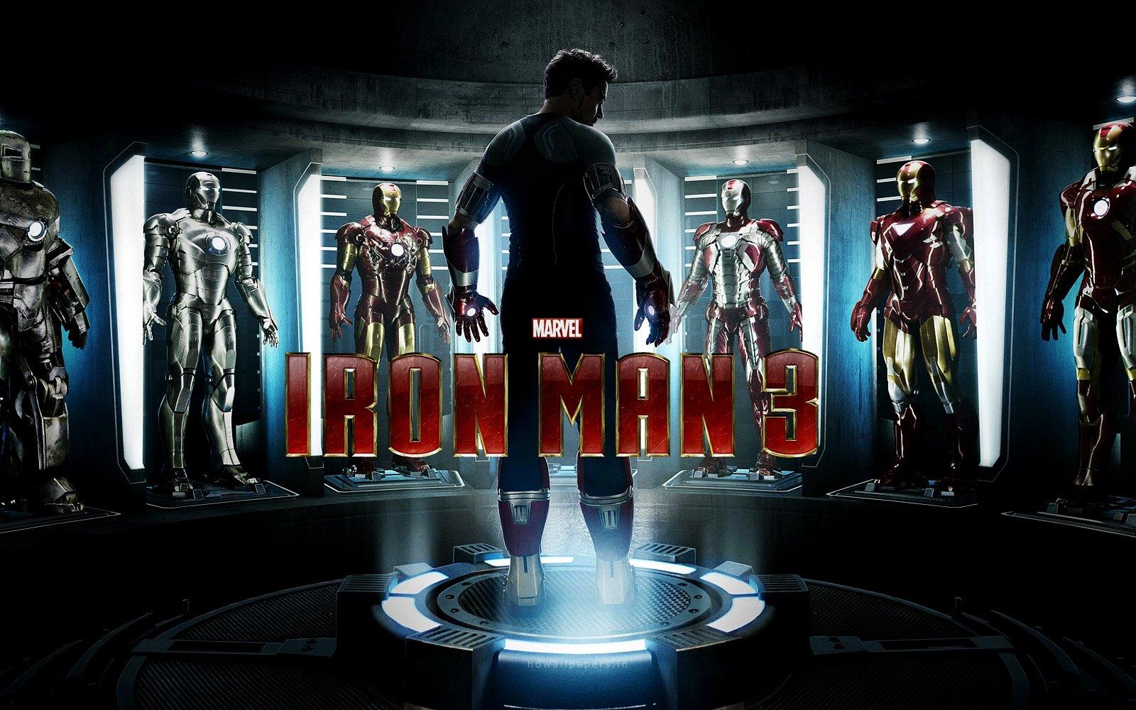 Я не удержался и в числе первых с утра пораньше, пошёл на премьеру третьей части Марвеловского Железного Человека. И ... - Изображение 1