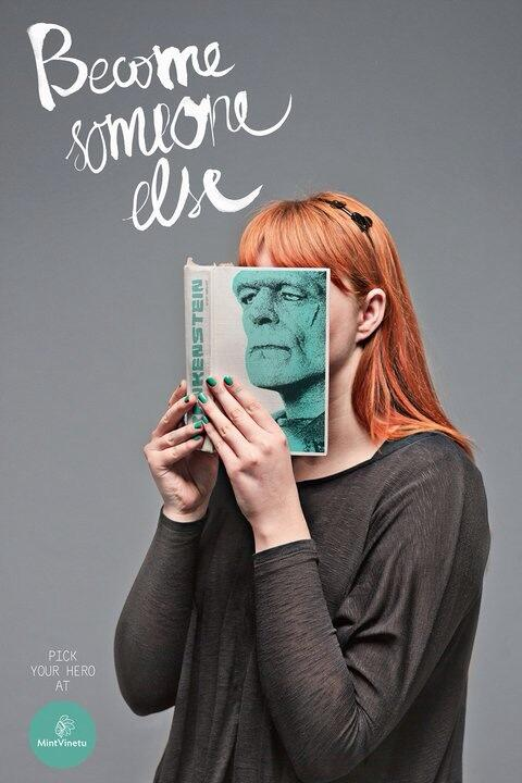 Реклама магазина книг. - Изображение 1