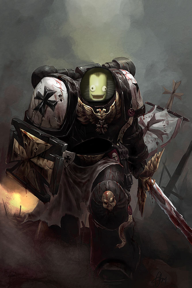 Привет от warhammer//// - Изображение 1