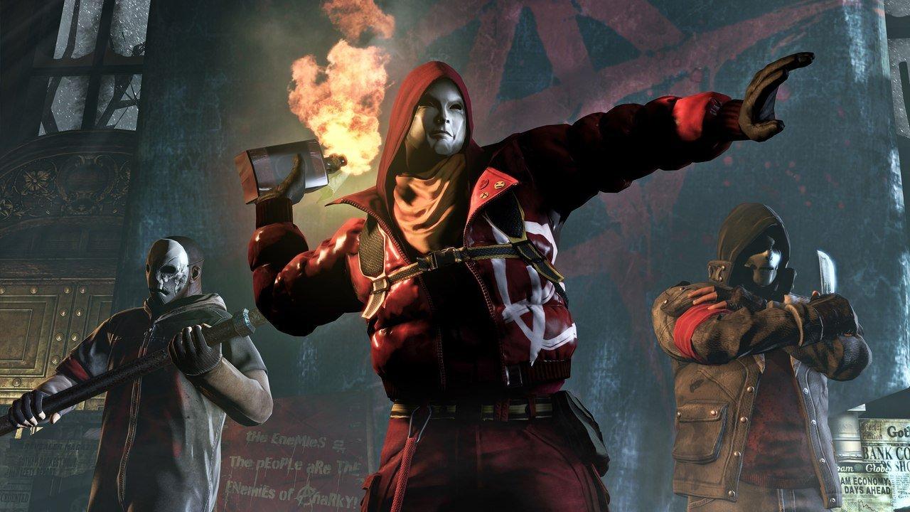 Новые скриншоты Batman Arkham Origins - Изображение 1