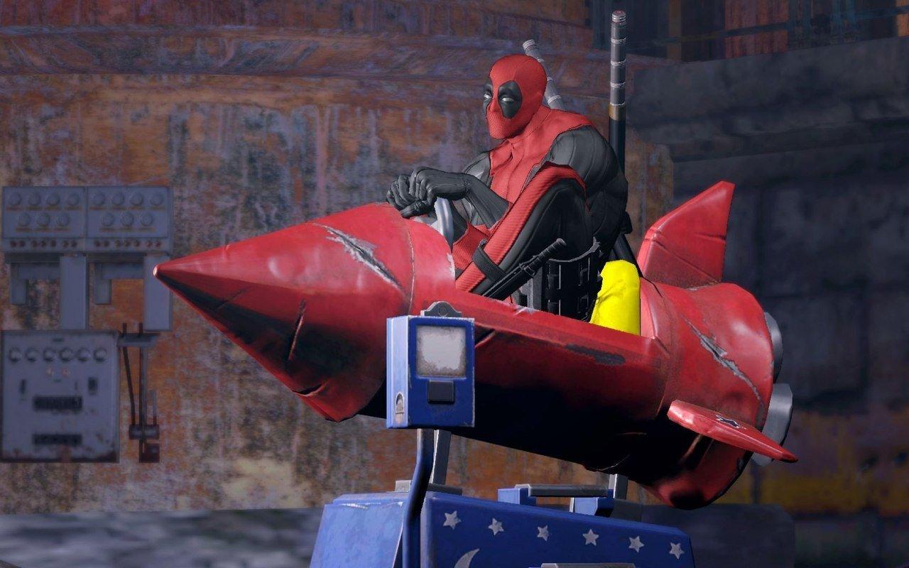 Вот играю в Deadpool)Игра реально доставляет)Чем занимаетесь вы?) - Изображение 1