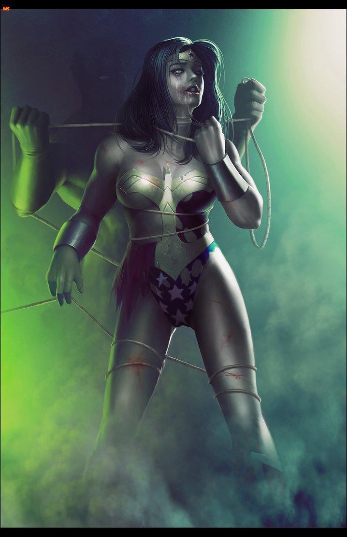 Injustice: Gods Among Us  Финальный список всех персонажей и арен. PAX.  Персонажи:  1.Superman2.Batman3.Wonder Woma ... - Изображение 1