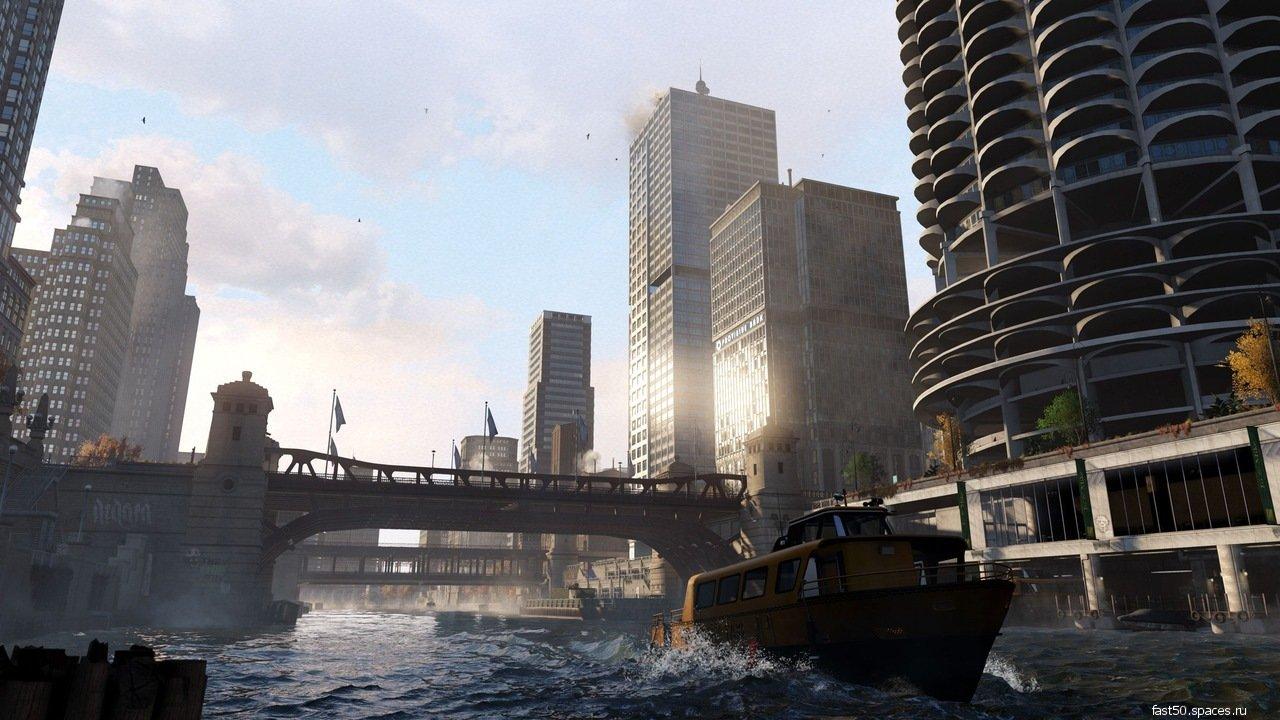 Команда Ubisoft рассказала, почему выбрала именно Чикаго в качестве места действия игры Watch Dogs. По словам разраб .... - Изображение 1