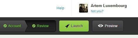Все готово к запуску. Эта кнопочка с ракетой означает, что все проволочки и бюрократия позади. Нажав на неё проект н ... - Изображение 1