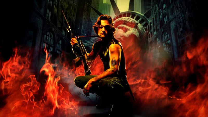 Побег из Нью-Йорка \ Escape from New York (1981). - Изображение 1