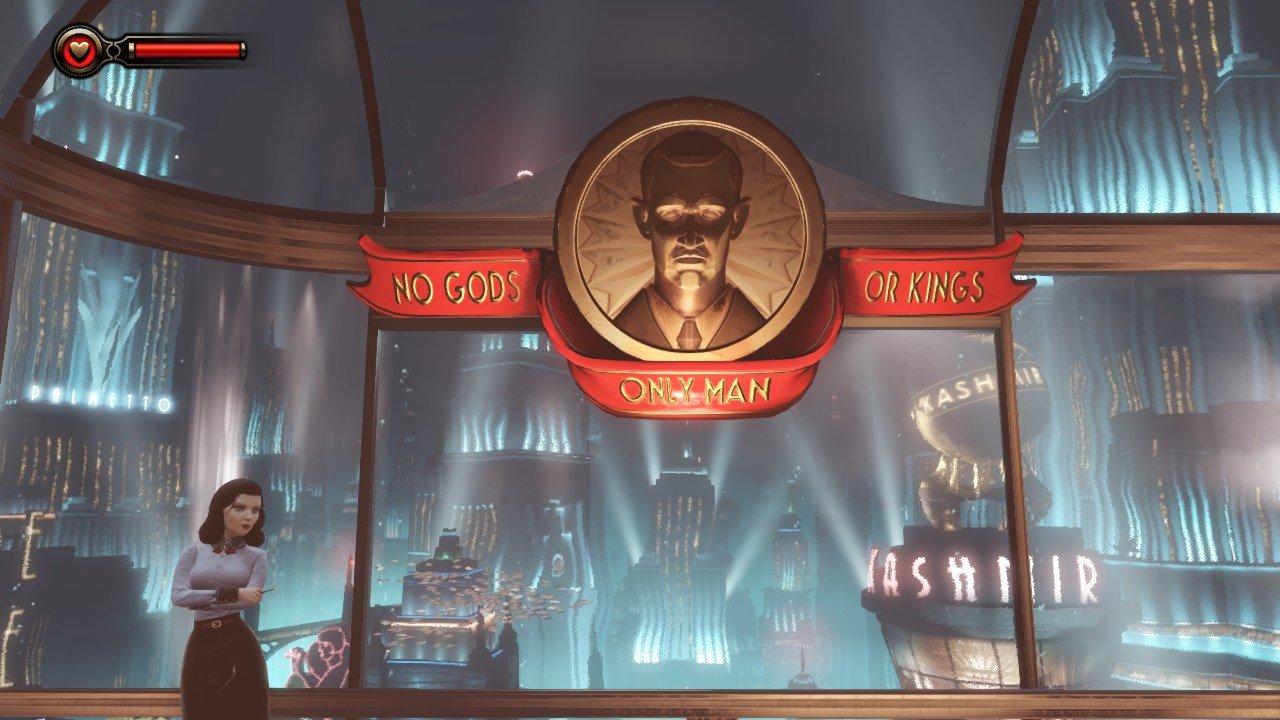 #Bioshock #BurialatSeaДрузья! Предлагаю поделиться скриншотами ваших похождений в новом dlc к Bioshock Infinite - Bu ... - Изображение 1