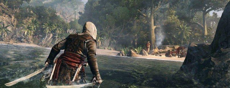Три новых скриншота Assassin's Creed IV: Черный ФлагПроект выходит 29 октября на Xbox 360, PS3, Wii U. Даты выхода и ... - Изображение 2