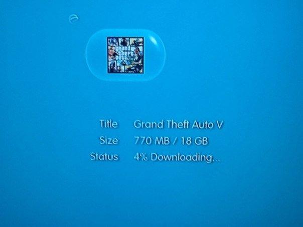 Rockstar получайте! это за то, что отказываетесь  на PC GTA 5 выпускать. Кто не понял, в PSN слили Grand Theft Auto  ... - Изображение 1