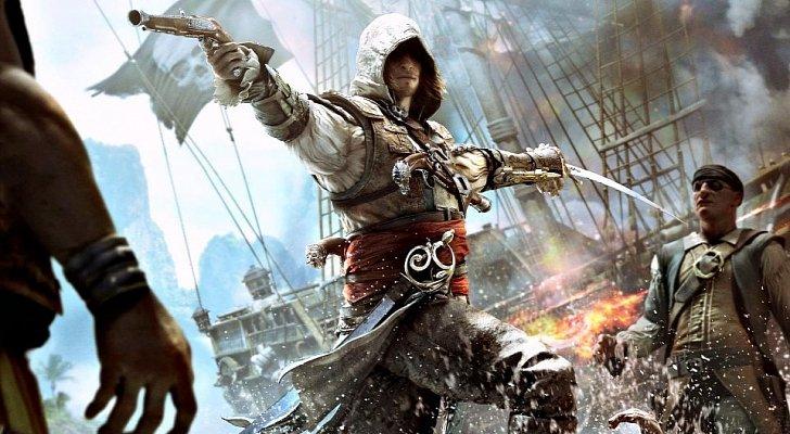 Морской бриз в Assassins Creed 4  Внимание морю в Assassins Creed 4, уделят больше чем в Assassins Creed 3. Практиче ... - Изображение 1