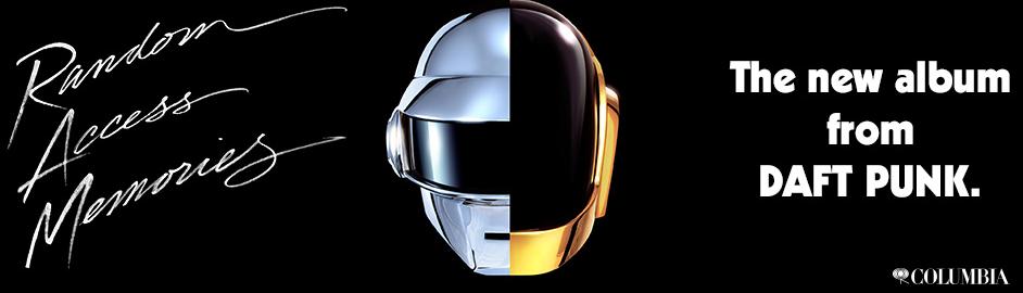 21 мая релиз нового альбома Daft Punk - Random Access Memories!  - Изображение 1