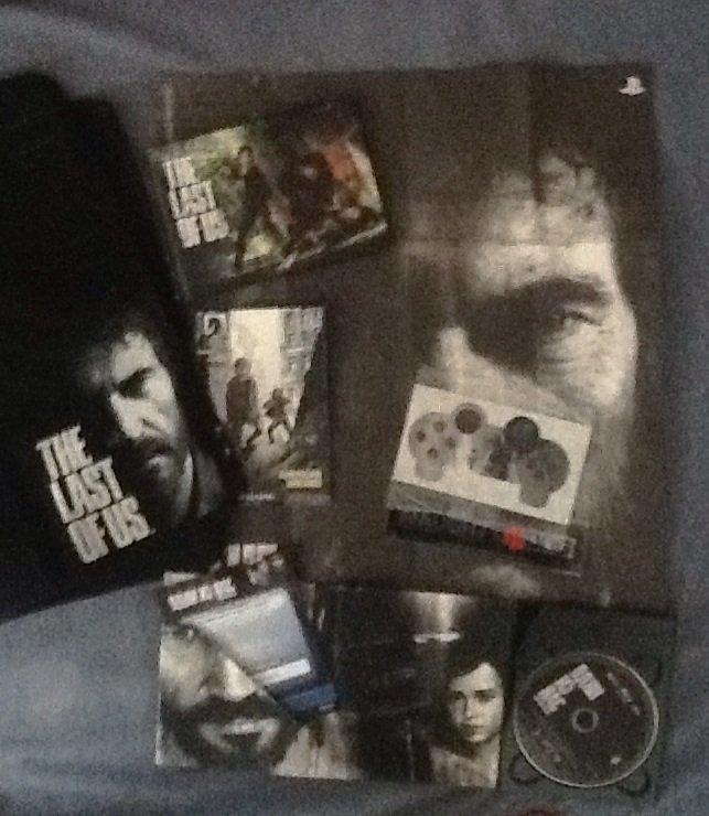 Какое же крутое специальное издание The Last Of Us! Однозначно стоит своих денег. - Изображение 1
