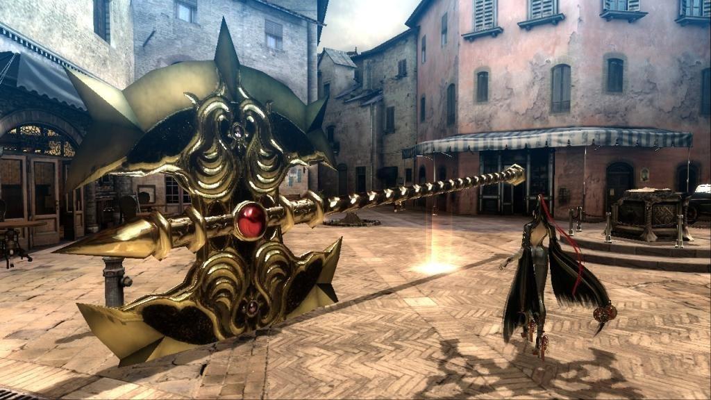 В честь этого прекрасного праздника , я представляю вам обзор на Bayonetta. Разработкой игры руководил Хидэки Камия ... - Изображение 3