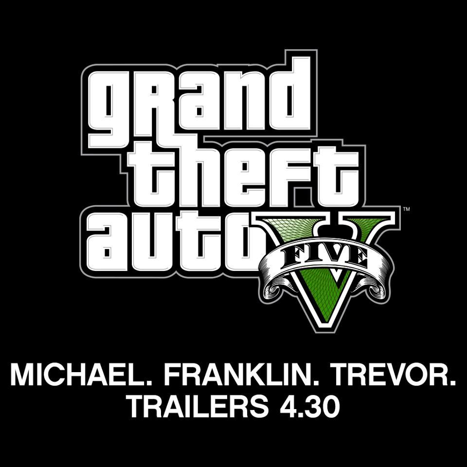 Rockstarобъявила о том, что 30-го апреля будутопубликованы три новых трейлераGTA V. Каждый из них будет посвящен  ... - Изображение 1