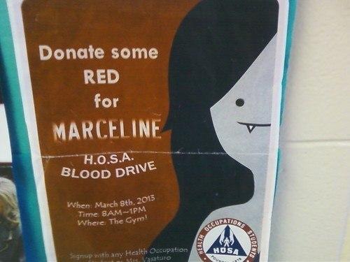 Правильная реклама донорства крови. #Adventure_Time - Изображение 1