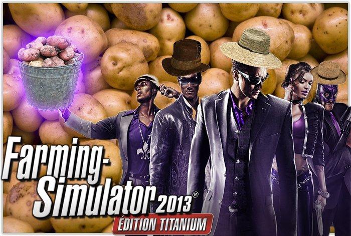 #веселыйфермер Святые накопали святой картошки - Изображение 1