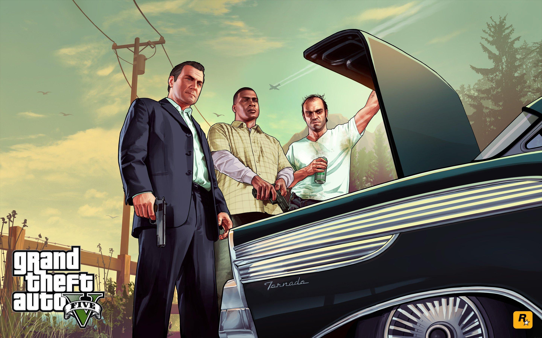 Новые подробности GTA V  - Компания издатель GTA 5 в России 1С-Софтклаб подтвердила, что, коллекционное и специально ... - Изображение 1