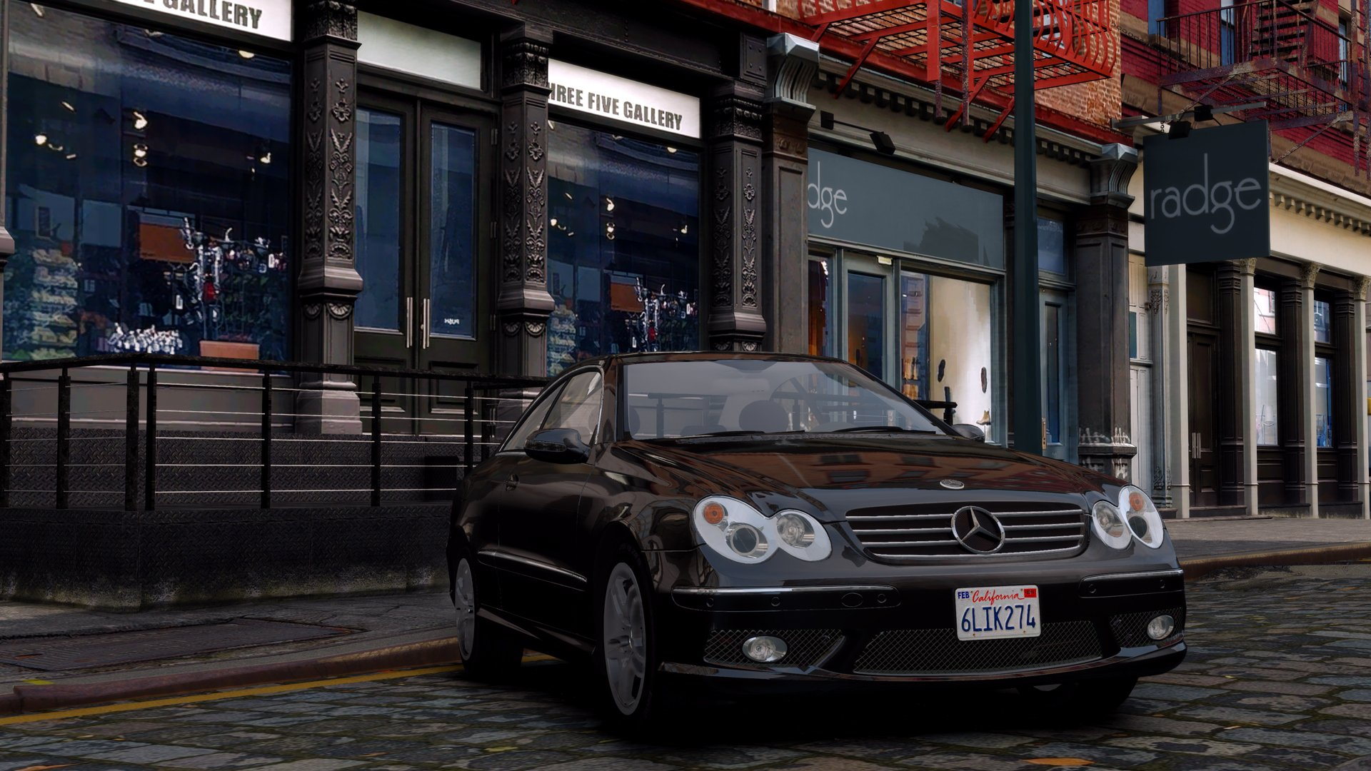 Grand Theft Auto IV с ENB. - Изображение 1