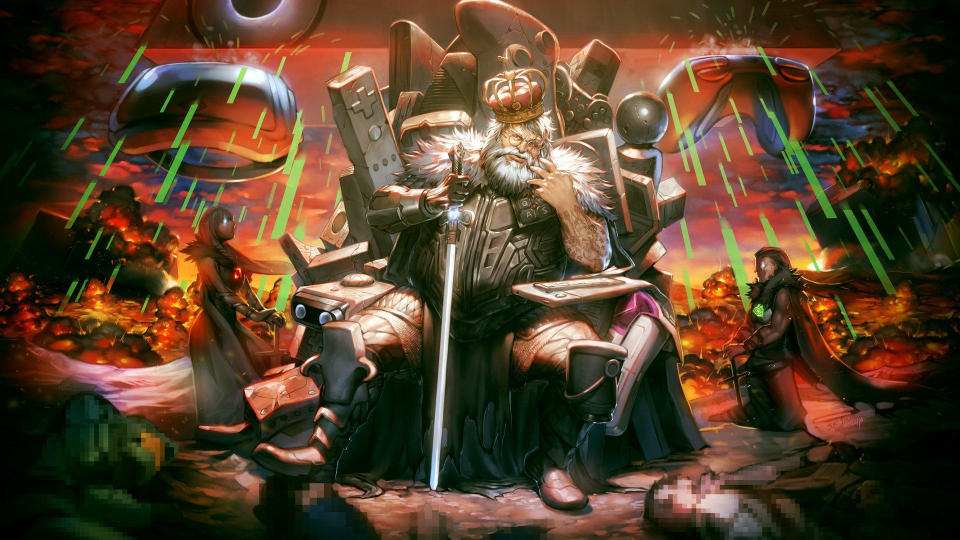 Император Гейб - Изображение 1