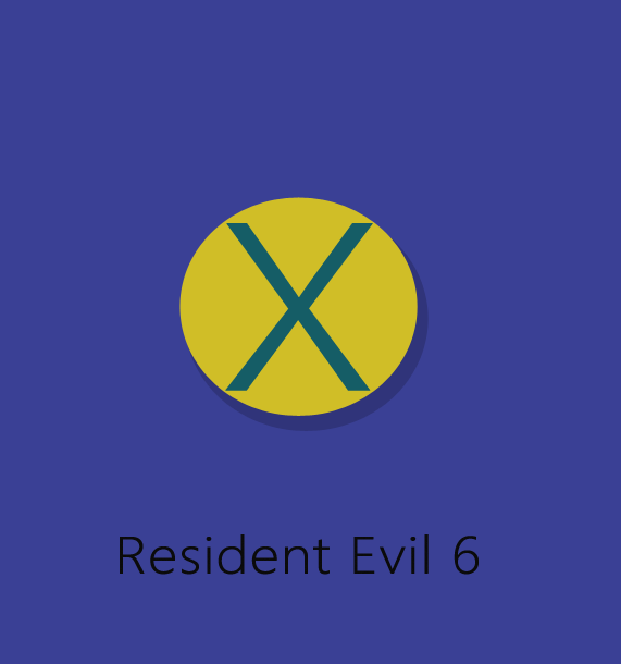 Минималистичный Resident Evil 6 - Изображение 1