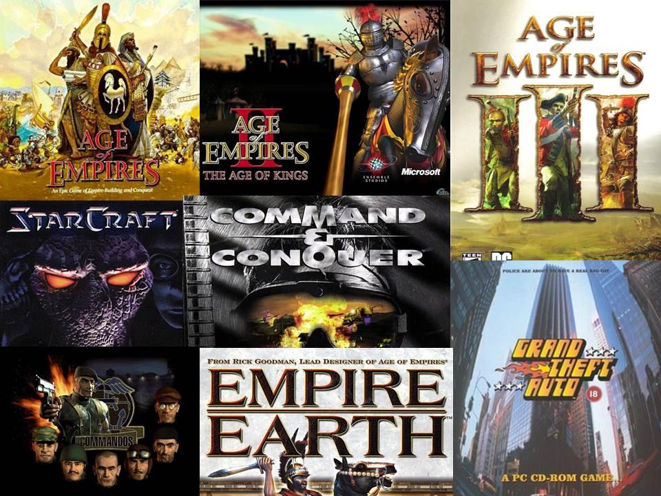 Былое и думы. Путешествуя по Steam'у и разглядывая кучу скринов и артов, наткнулся я на Age of Empires II  да не про ... - Изображение 1