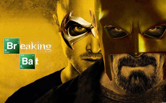 #юмор #Batman #BatmanArkhamOrigins #BreakingBad - Изображение 1