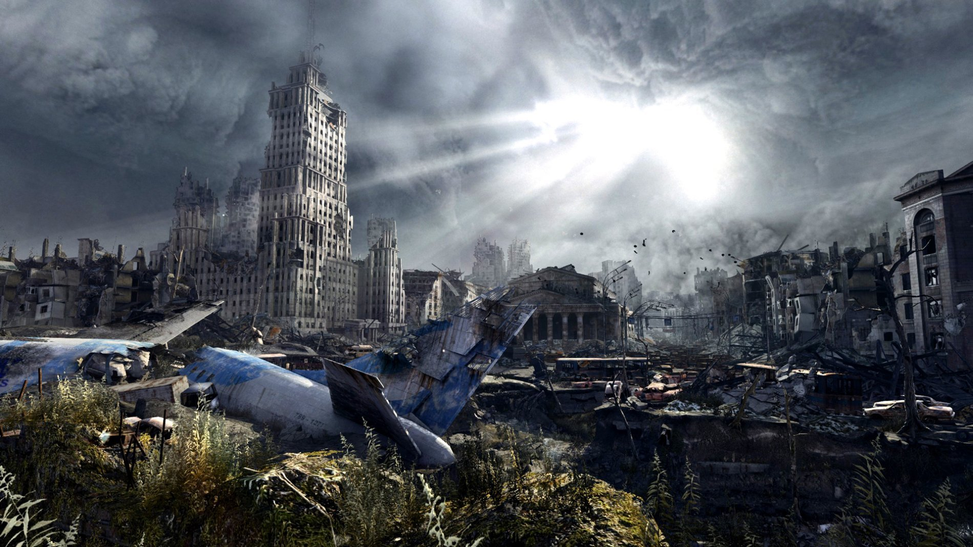 Metro: Last Light  Вот это реально графон. - Изображение 3