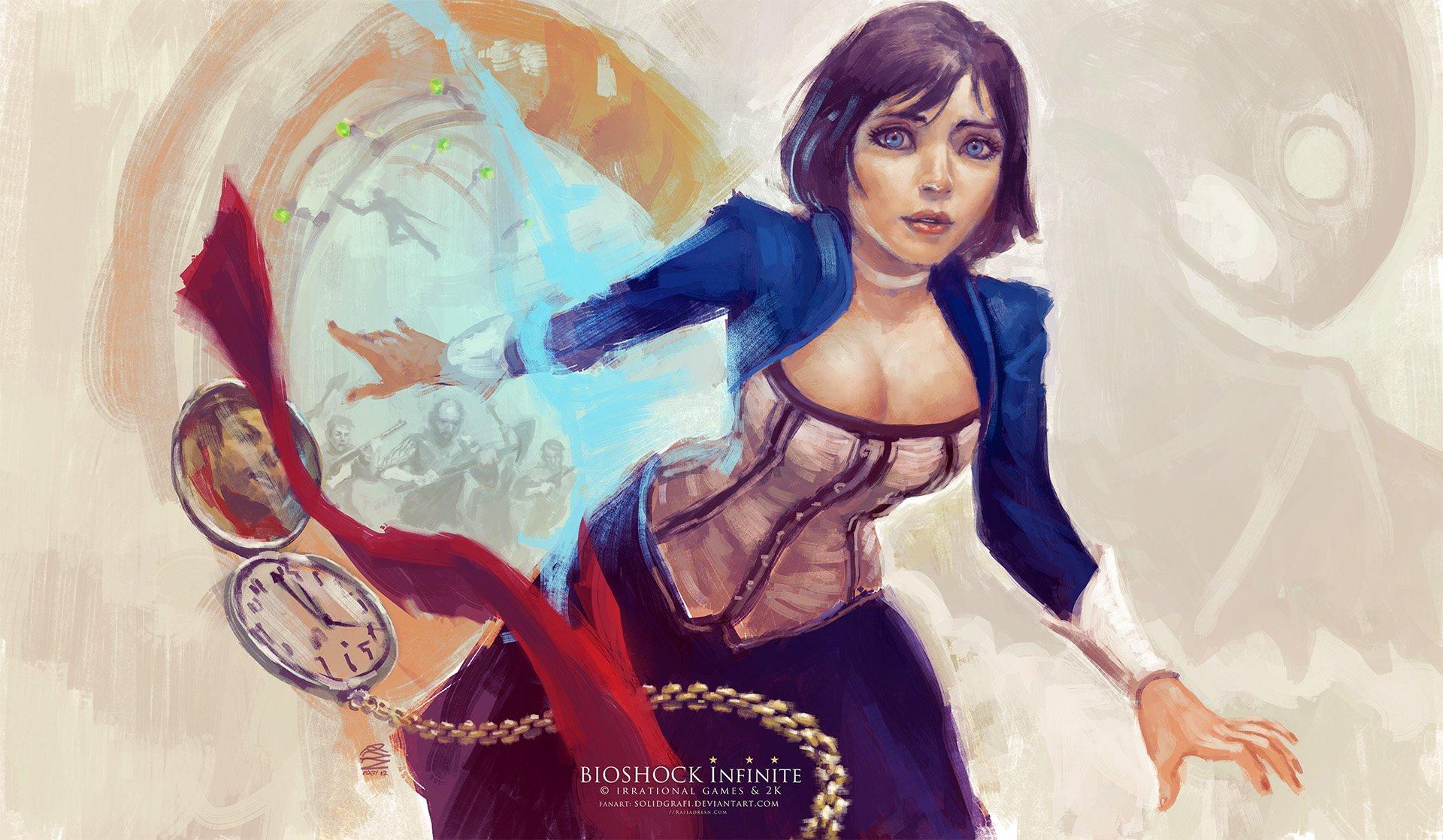 Шесть часов беспрерывной игры в Bioshock Infinite практически с самого момента релиза и вот я готов поделиться пер ... - Изображение 1