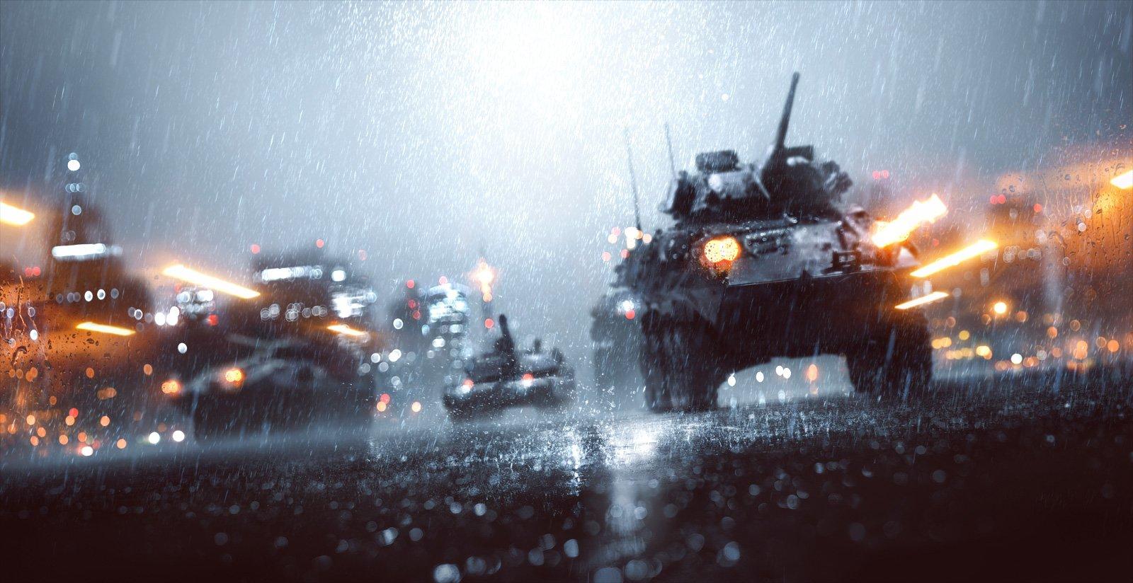 Первый арт из Battlefield 4. - Изображение 2