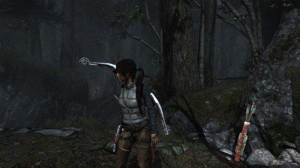 В сеть попали изображения новых костюмов Лары Крофт из не анонсированного DLC. - Изображение 3