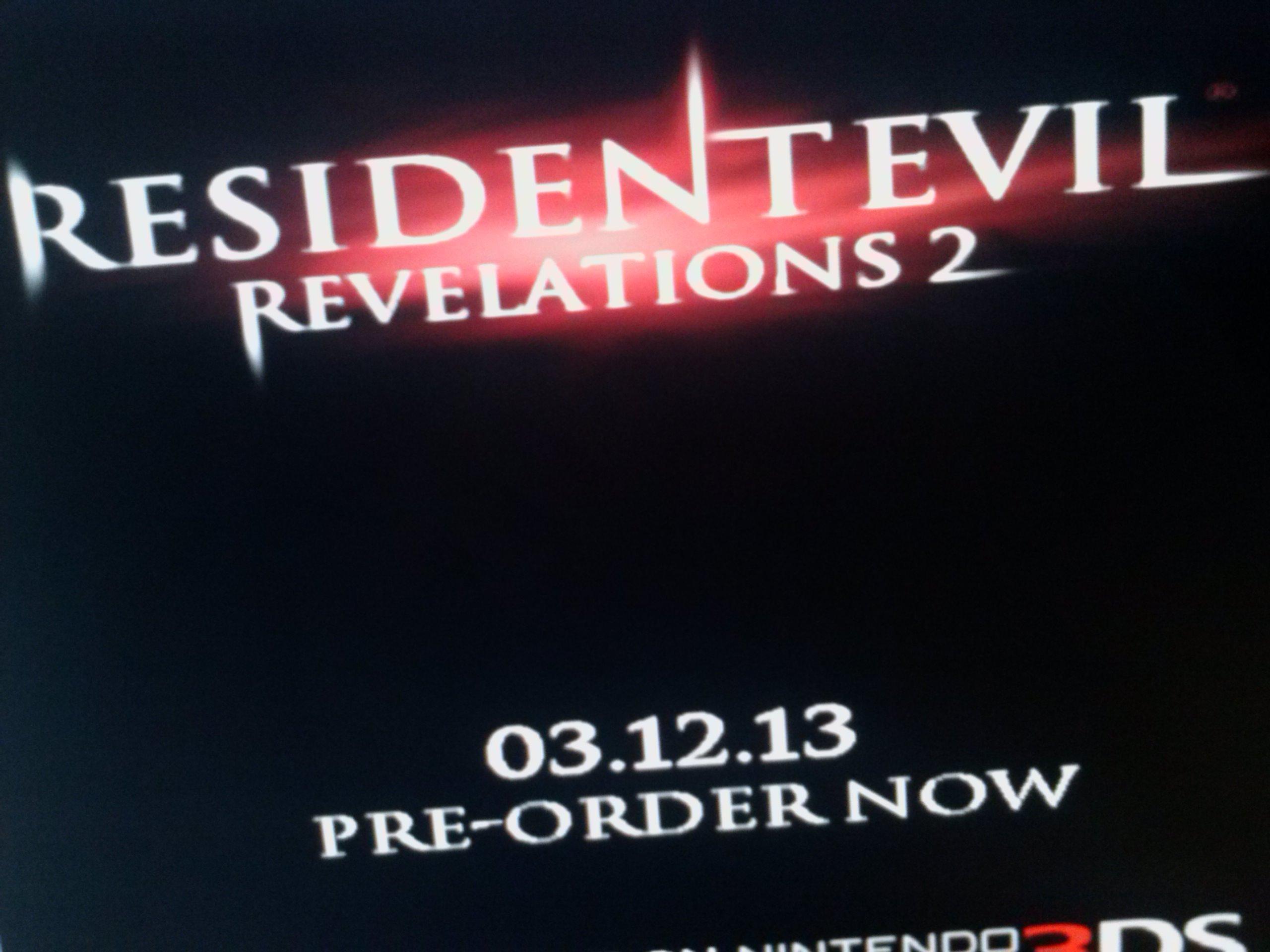 Говорят это Resident Evil: Revelations 2 для 3DS - Изображение 1