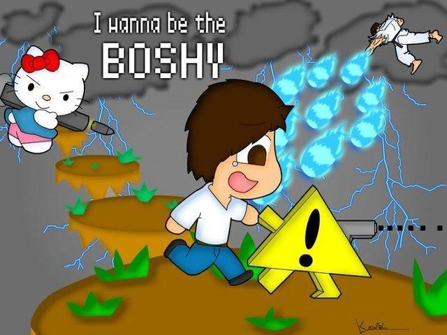 Просто интересно, кто-нибудь проходил I Wanna Be The Boshy ?)У кого стальные шары?) - Изображение 1