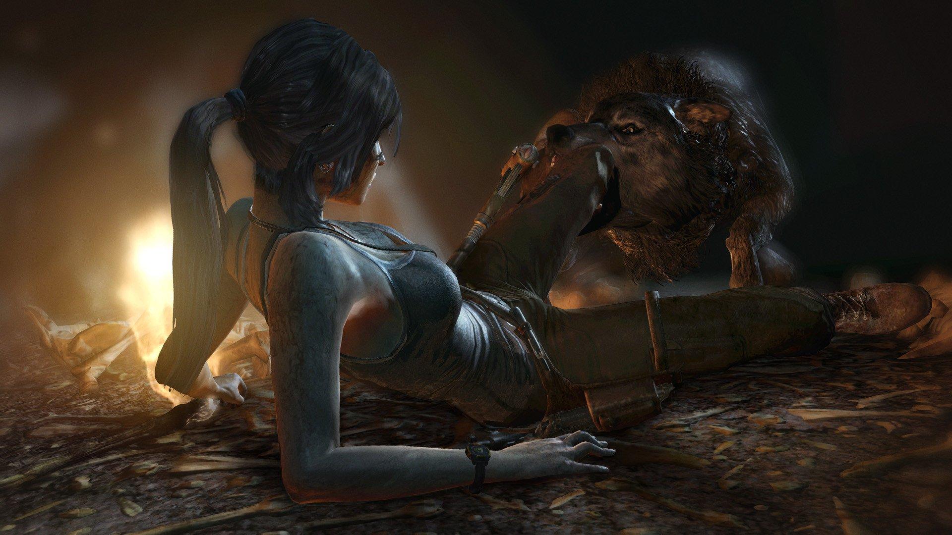 Боль и страдания - Рецензия на Tomb Raider (2013)Игру, если честно, ждал не особо, хотя, мне было интересно каким по ... - Изображение 3