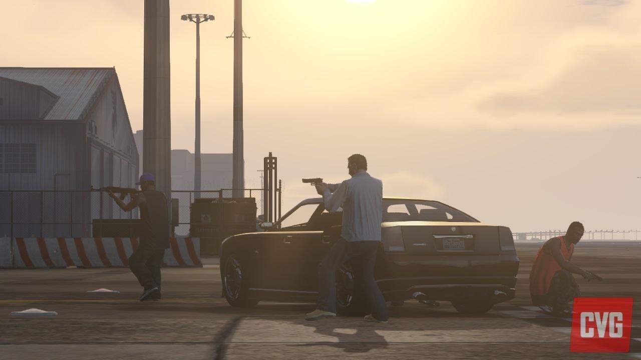 Первые подробности GTA Online  На официальном сайте Rockstar появились первые подробности GTA Online, геймплей котор ... - Изображение 1
