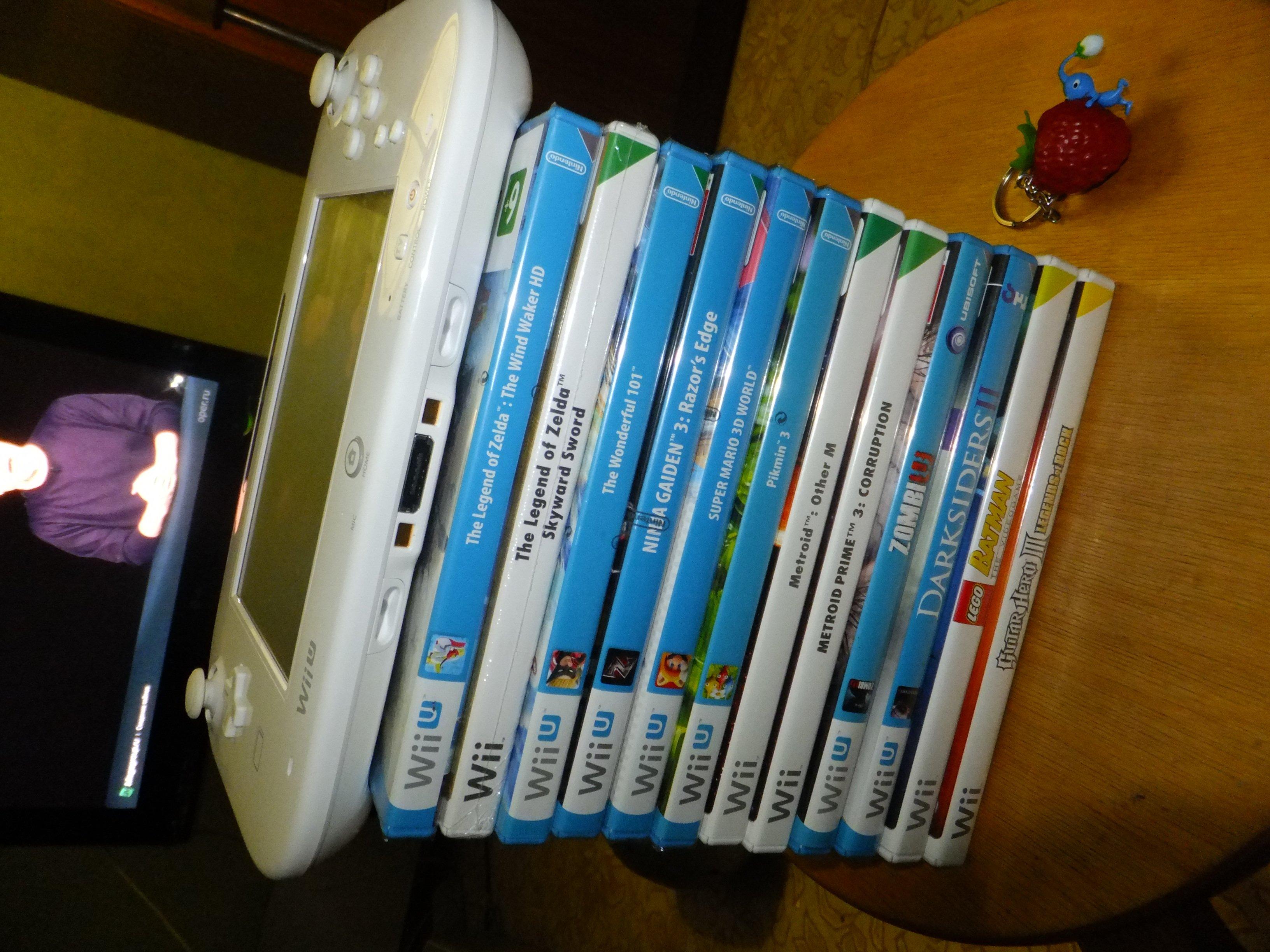 На Wii U игр нет. - Изображение 1
