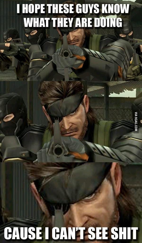 Разочарование. К сожалению,это именно то,что я испытал, запустив Metal Gear Solid HD Collection на своей PS Vita. Я  .... - Изображение 1