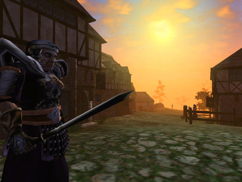 """И вновь рубрика """"Записки нищеброда"""" - Morrowind прекрасен, господа.  В него можно играть вечно. И сразу как-то стано ... - Изображение 1"""