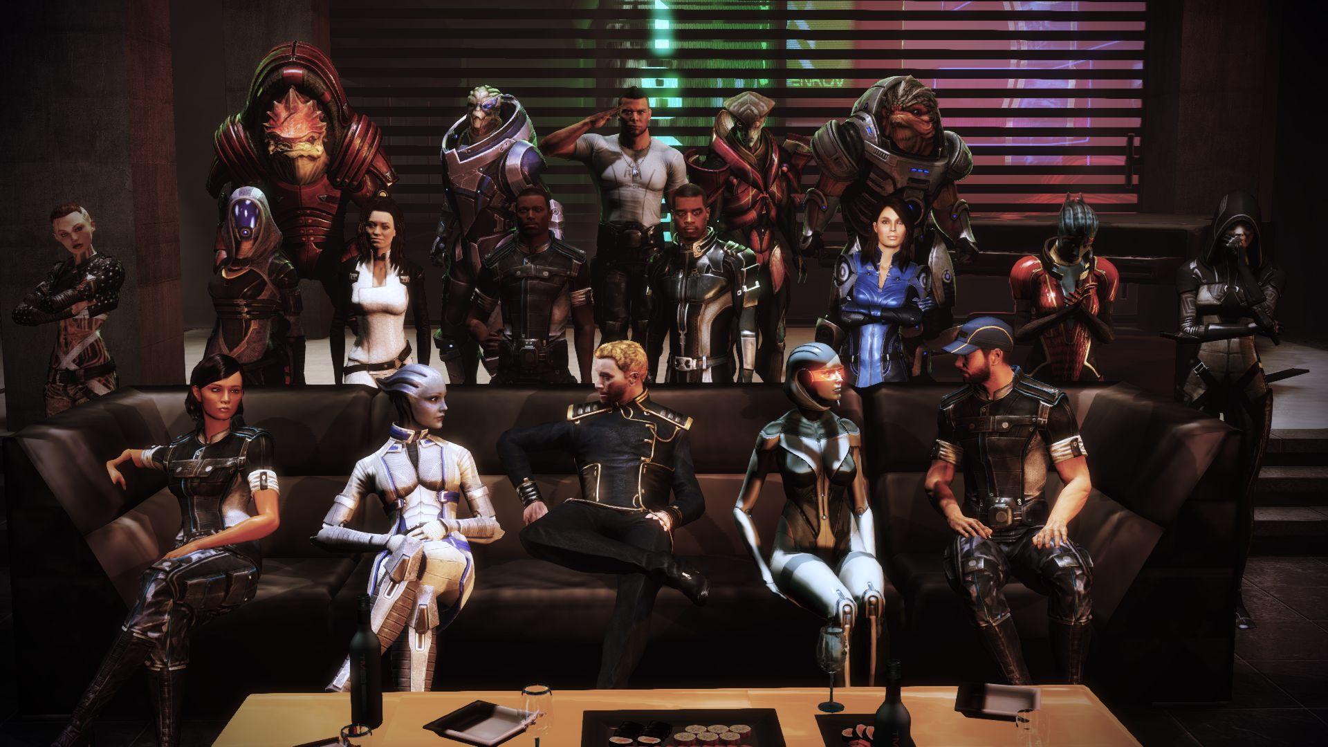 Прошел Цитадель - это все-таки лучшее DLC. Все  теперь в последний путь на финальную миссию. - Изображение 1