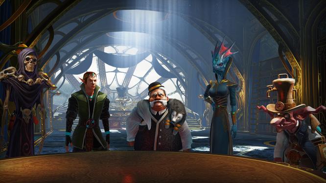 """вот вспомнил Larian Studios  когда то обещали игру Divinity: Dragon Commanderв поисках инфы наткнулся на фразу: """"Pre ... - Изображение 2"""