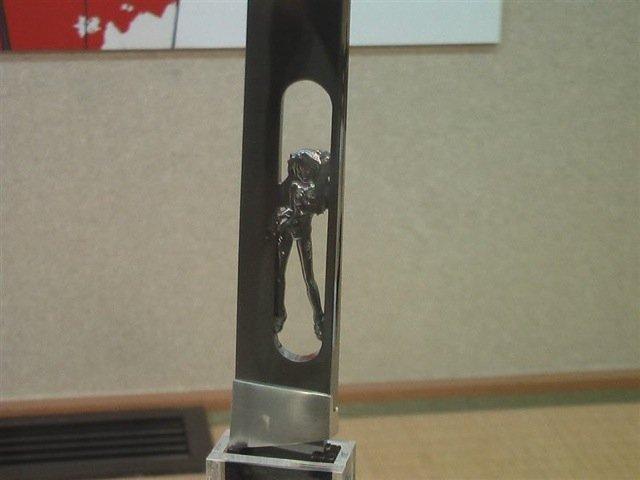 Прошлым летом в префектуре Окаяма проводилась японская выставка холодного оружия, на которой были представлены мечи, ... - Изображение 3