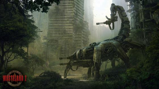 Продюсер Wasteland 2 – Монтгомери Марклэнд, опубликовал апдейт на Kickstarter-страничке игры, представив возможность .... - Изображение 1