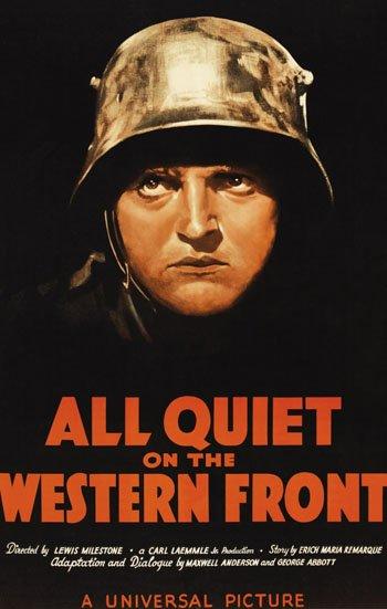 """Доброй ночи друзья. Секунд пять назад досмотрел фильм """"На западном фронте без перемен"""" 1930-ого года за режиссерс ... - Изображение 1"""