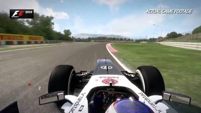 Скриншот F1 2013. - Изображение 1