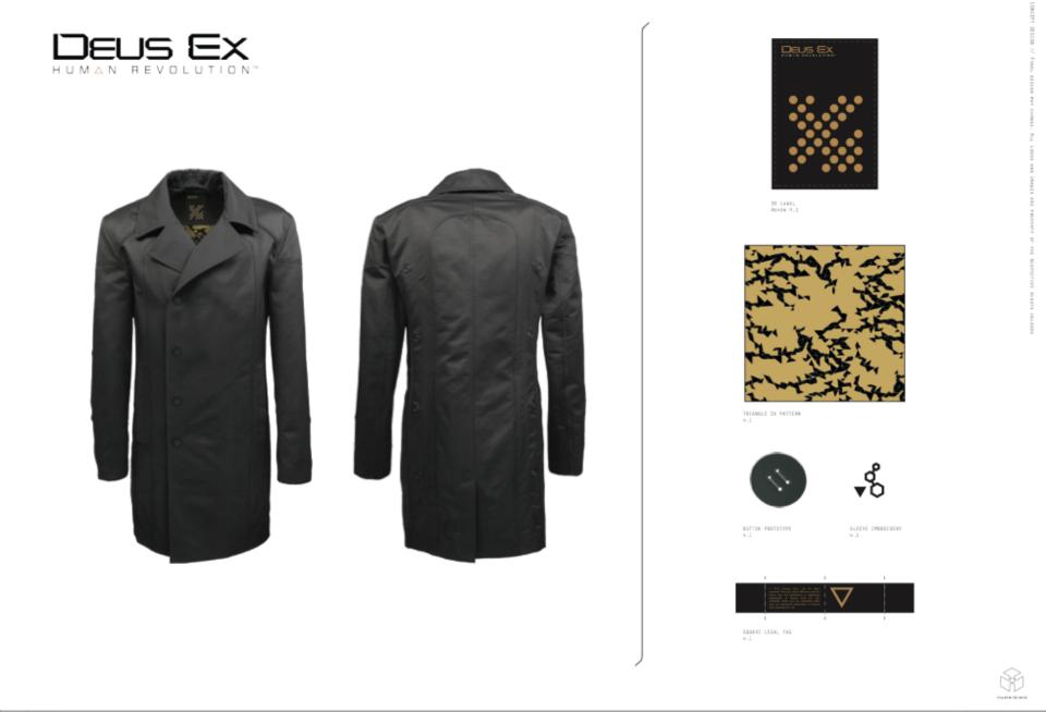 Думал взять данное пальто, жаль там только XL - Изображение 1
