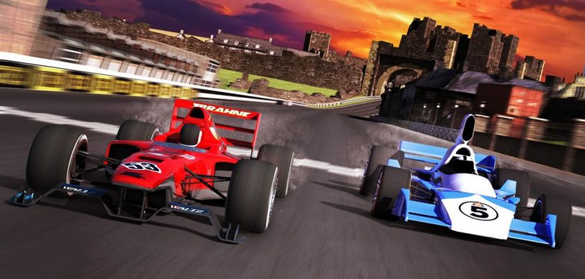 Компания Alawar запускает закрытый бета-тест новой многопользовательской игры «Victory. Онлайн гонки»! - Изображение 1