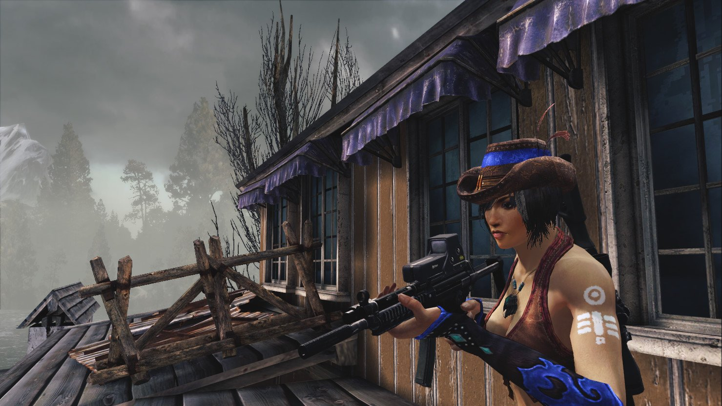 Подборка скриншотов от администрации Black Fire.На скринах демонстрируются женские персонажи. - Изображение 2