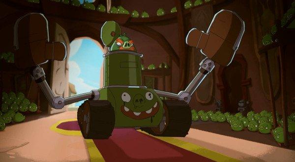 Angry Birds и танки - Изображение 1